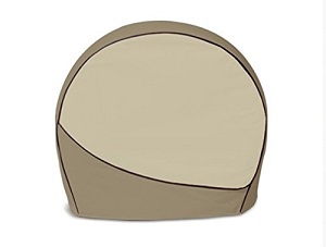 ADCO 3962 Designer Series Tan Tyre Gard Wheel Cover