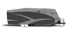 ADCO 52243 Designer Series SFS Aqua Shed Travel Trailer RV Cover
