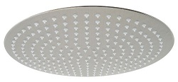 ALFI brand RAIN16R 16-Inch Solid Round Ultra Thin Rain Shower Head