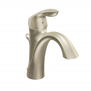 Moen Eva One-Handle High Arc Bathroom Faucet