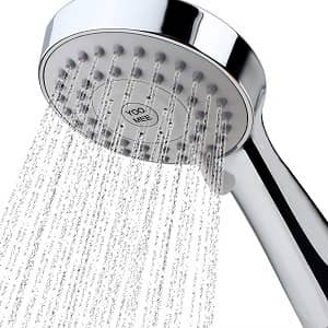 YOO.MEE High Pressure Handheld Shower Head with Powerful Shower Spray-min