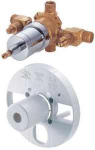Danze D112000BT Shower Single Control Pressure Balance Mixing Valve