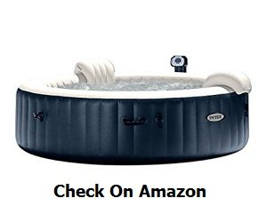 Best Inflatable Hot tub For Family