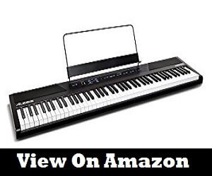 Alesis Recital Beginner Digital Piano Review 2017
