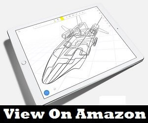 Apple Ipad tablet for drawing
