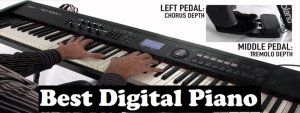 Best Digital Piano 2018 Reviews – Piano Keyboard Guides