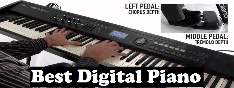 Best Digital Piano 2017 Reviews – Piano Keyboard Guides