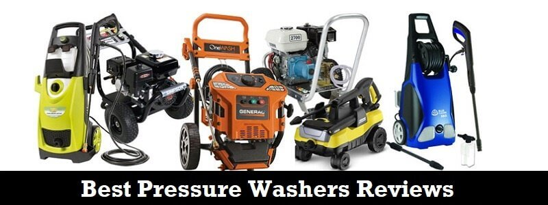 Best Pressure Washers Guide