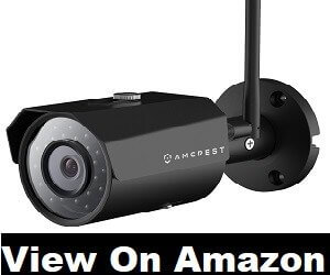 amcrest outdoor security camera review