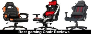 10 Best Gaming Chair in 2018 – Reviews And Comparison