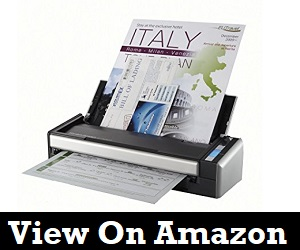 Best Fujitsu Portable Document Scanner Reviews