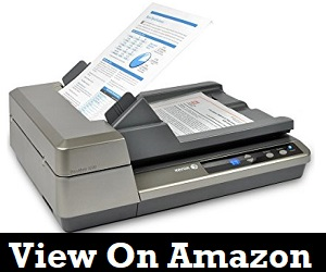 Best Xerox Flatbed Scanner Reviews