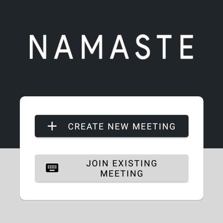 SAY NAMASTE App Review – Video Conferencing/Online Meetings & Facts