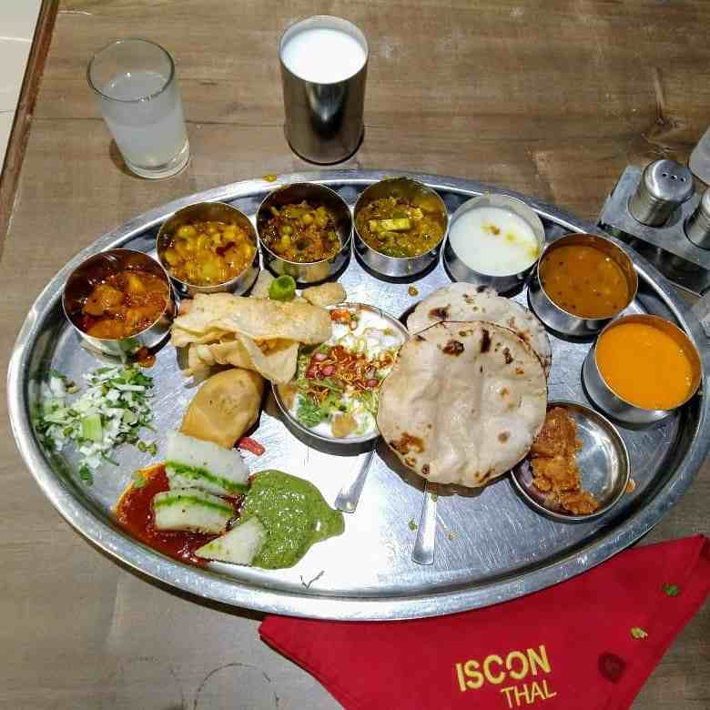 Iscon Thal(Ahmedabad) Review 2021: Best & Delicious Gujarati Unlimited Thali!