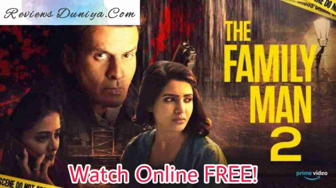 Watch Online The Family Man Season 2 FREE! Watch All Episodes of The Family Man 2 FREE