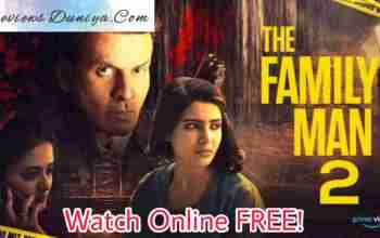 Watch Online The Family Man Season 2 FREE