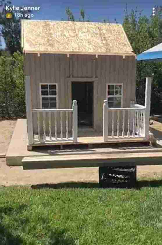 Kylie Jenner's Dog House in 2021