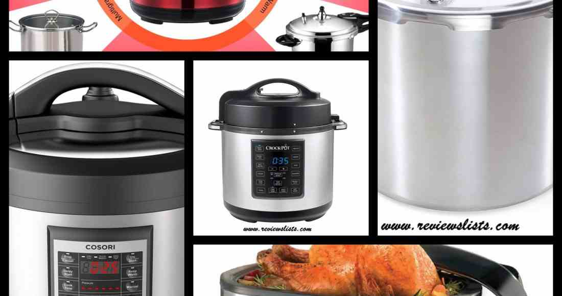 Top 5 Best, Cheap and multi-functional Pressure Cooker