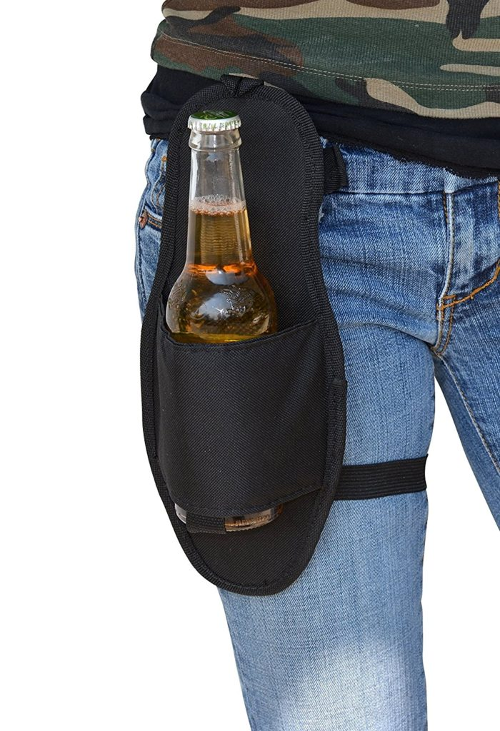 Fairly Odd Novelties Beer Hip Holster Single Bottle or Can Soda Beverage Holder Review