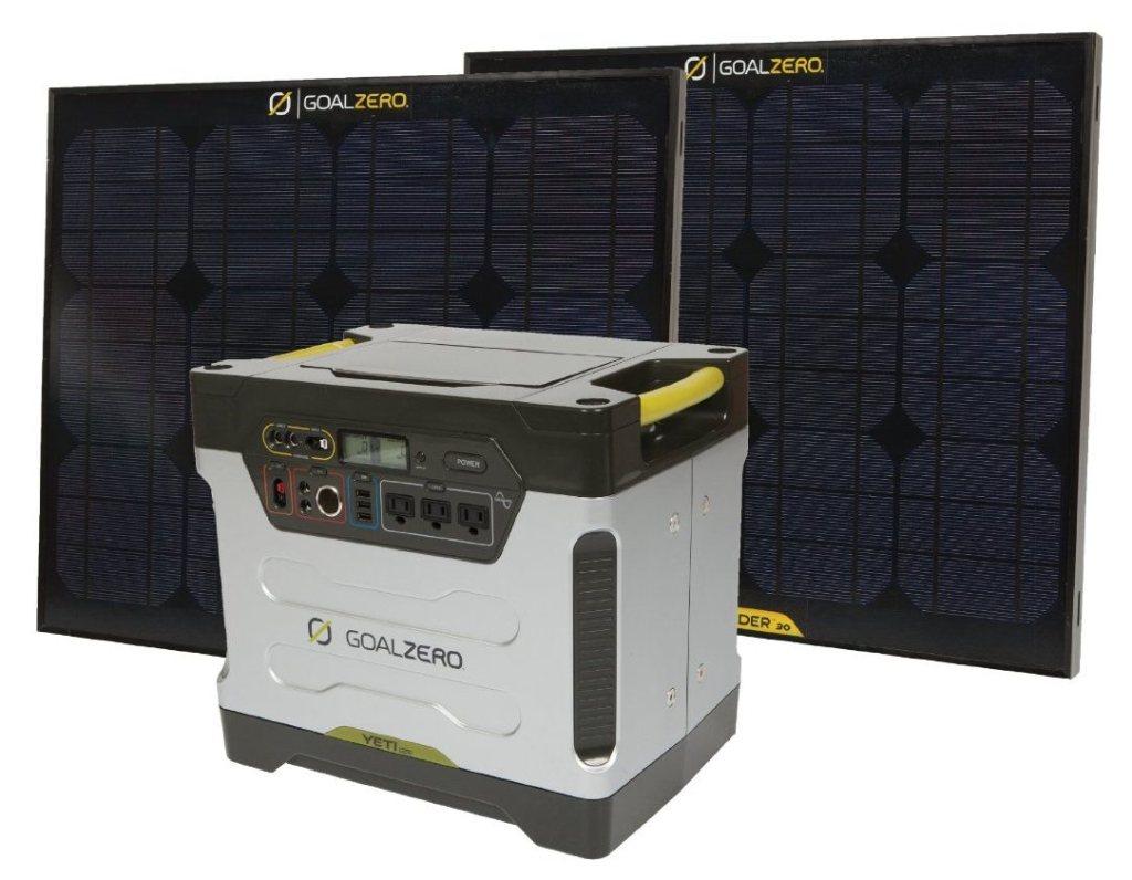 Best Portable Solar Generators for Hiking