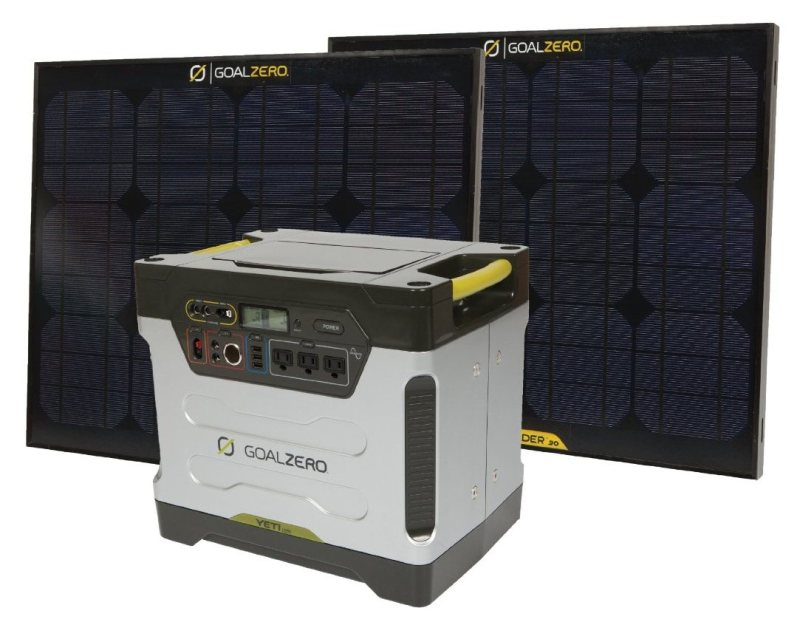 Best Portable Solar Generators for Hiking