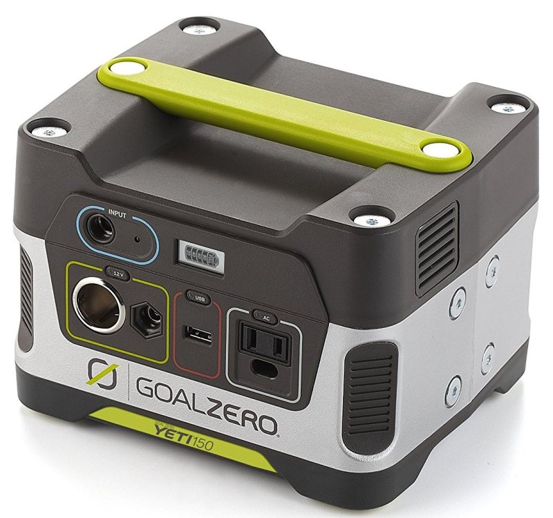 Goal Zero Yeti 150 Portable Power Station