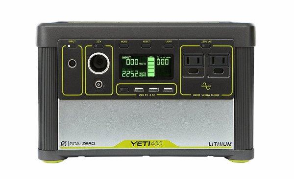 Best Lithium-ion Solar Generator