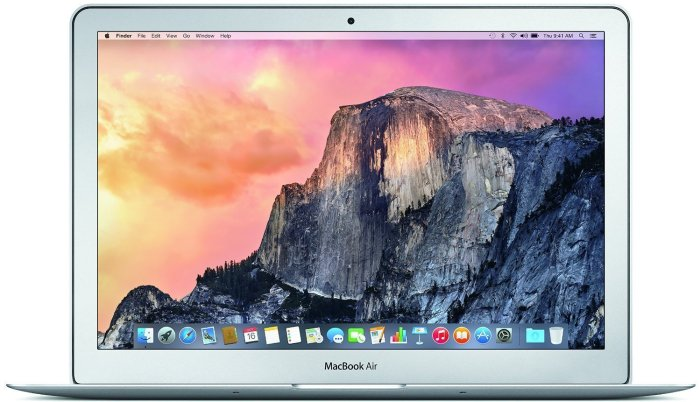 Apple MacBook All Day Battery Life