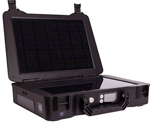 Best Briefcase Style Portable Solar Generators