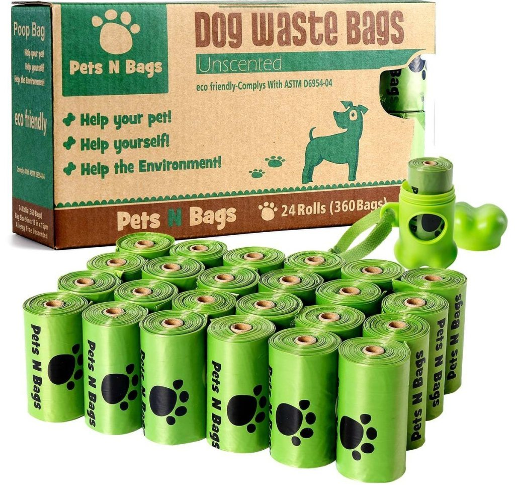 Best Earth Friendly Dog Waste Bag