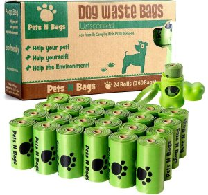 Best Earth Friendly Dog Waste Bag