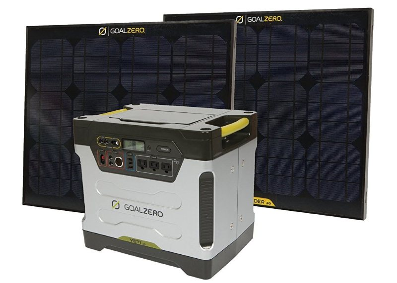 Best Portable Solar Generator Of The Year