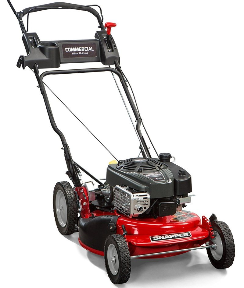 Best Snapper RWD Mower