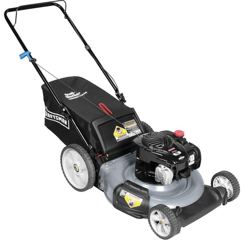 Craftsman Best Gas Mower