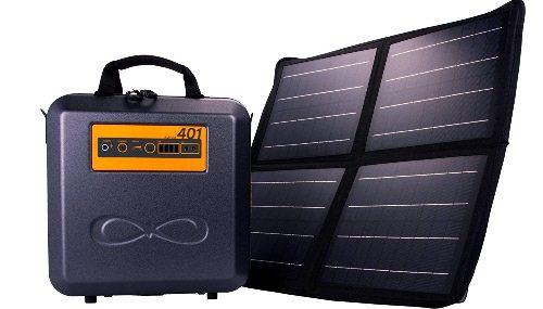 Kalisaya KP401 (384 Wh) Portable Solar Generator Review