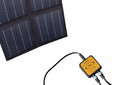 Kalisaya KaliPAK 40W 4X Flexbow Solar Panel With Daisy Chain Connector
