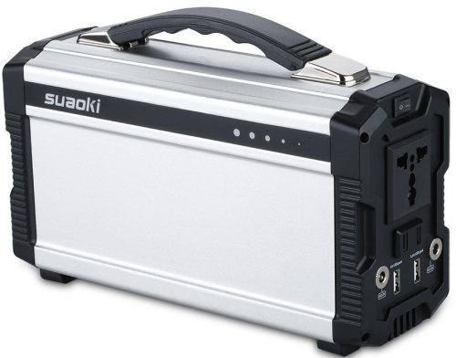 Affordable Portable Solar Generator