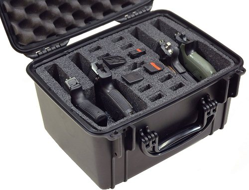 Best WaterProof Pistol Case With Lock