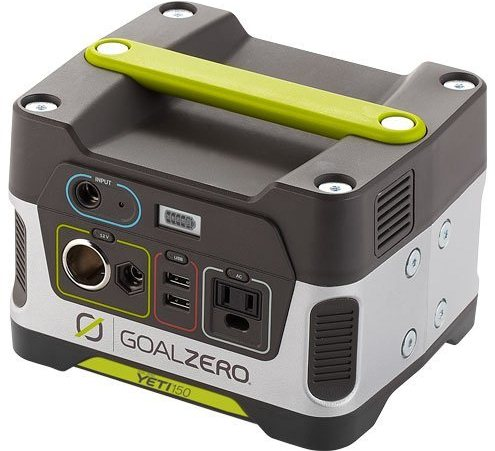 Cheap Portable Solar Generator