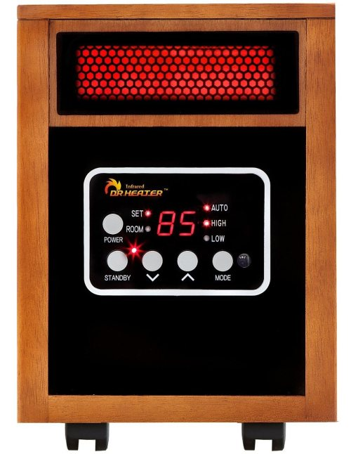 Best Dr Infrared Portable Space Heater