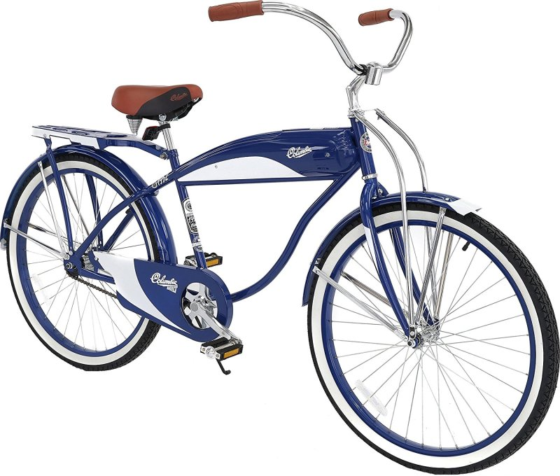 Columbia 1952 26-Inch Men's Retro Tank Cruiser Bicycle Review