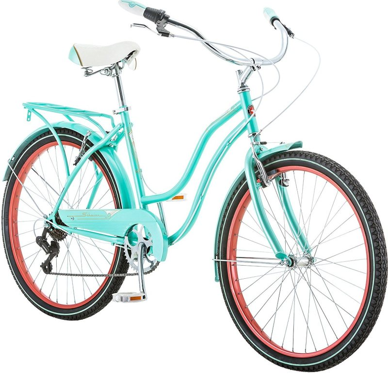 Schwinn Ladies Perla 7 Speed Cruiser Bicycle Review