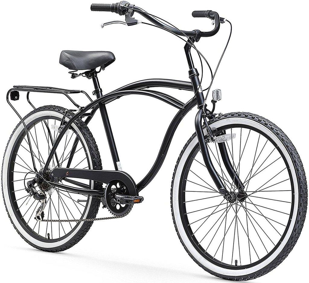 Six Three Zero Around the Block Men's 26-Inch Cruiser Bike Review
