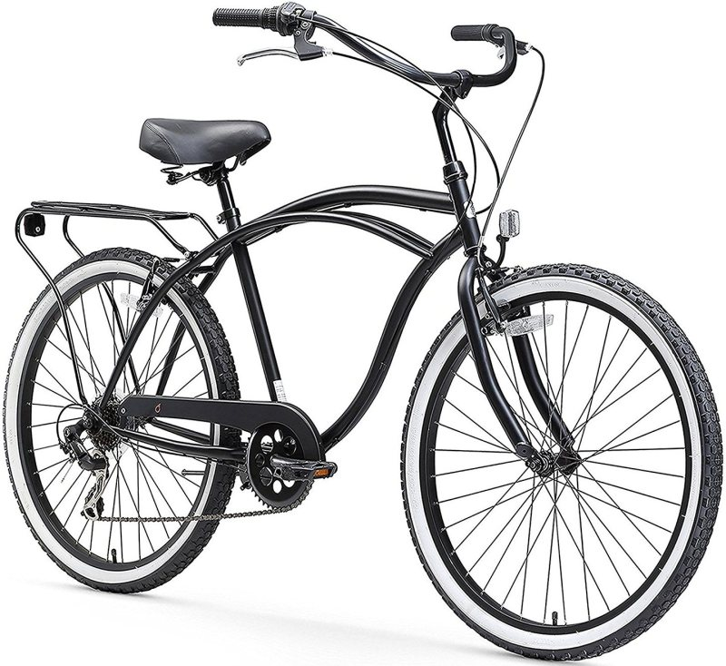 Six Three Zero Around the Block Men's 26-Inch Cruiser Bike Review
