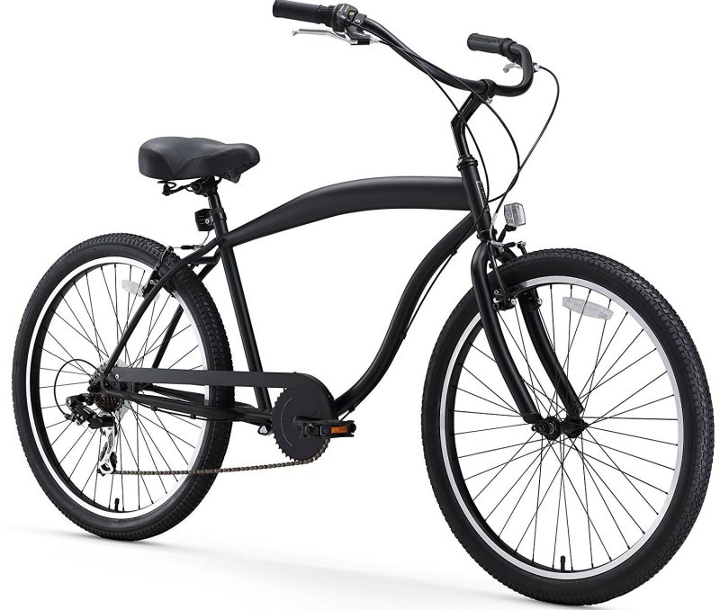 Six Three Zero Men's In The Barrel 26-Inch Beach Cruiser Bicycle Review