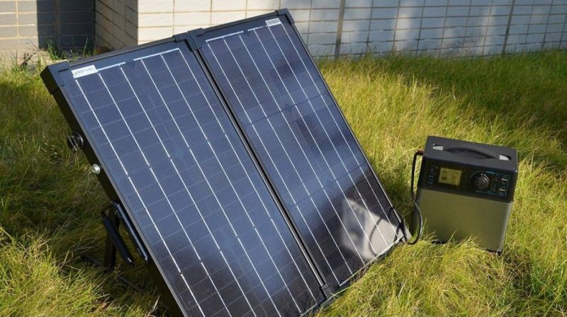 Portable Solar Generators That Can Jump Start A Car Today