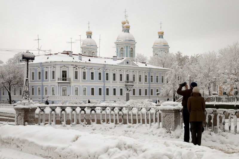 Russia As One Of The Coldest Countries Of The World