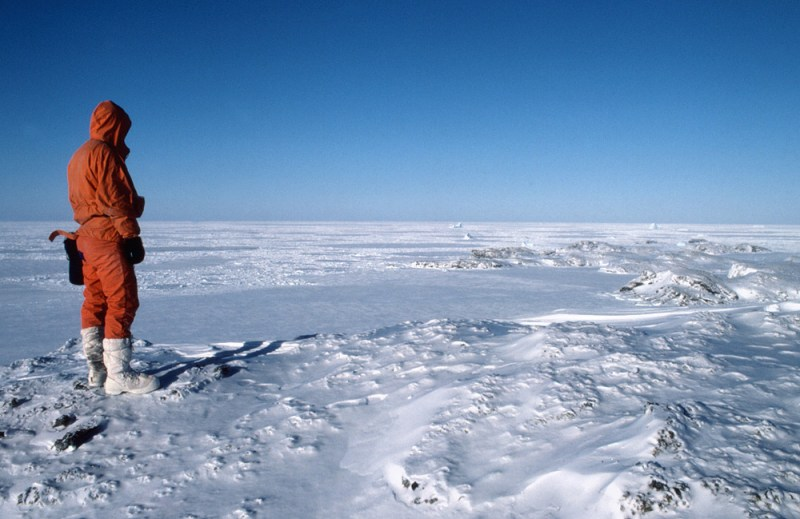 The Coldest Continent In The World