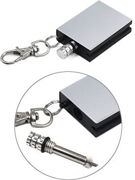 Everstryke Match Keychain - Everstryke Match Evaluation