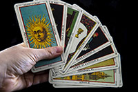 Honest Tarot - Cards